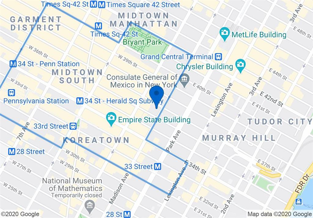 220 Madison Avenue Murray Hill New York NY 10016