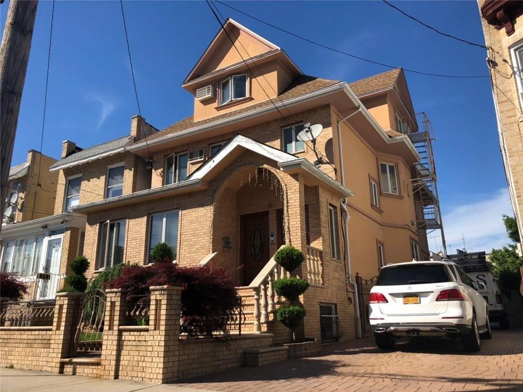 1261 74 Street Bensonhurst Brooklyn NY 11228