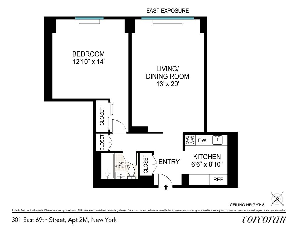 301 East 69th Street Upper East Side New York NY 10021