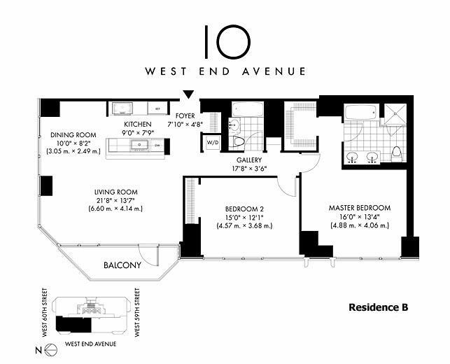 10 West End Avenue Lincoln Square New York NY 10023