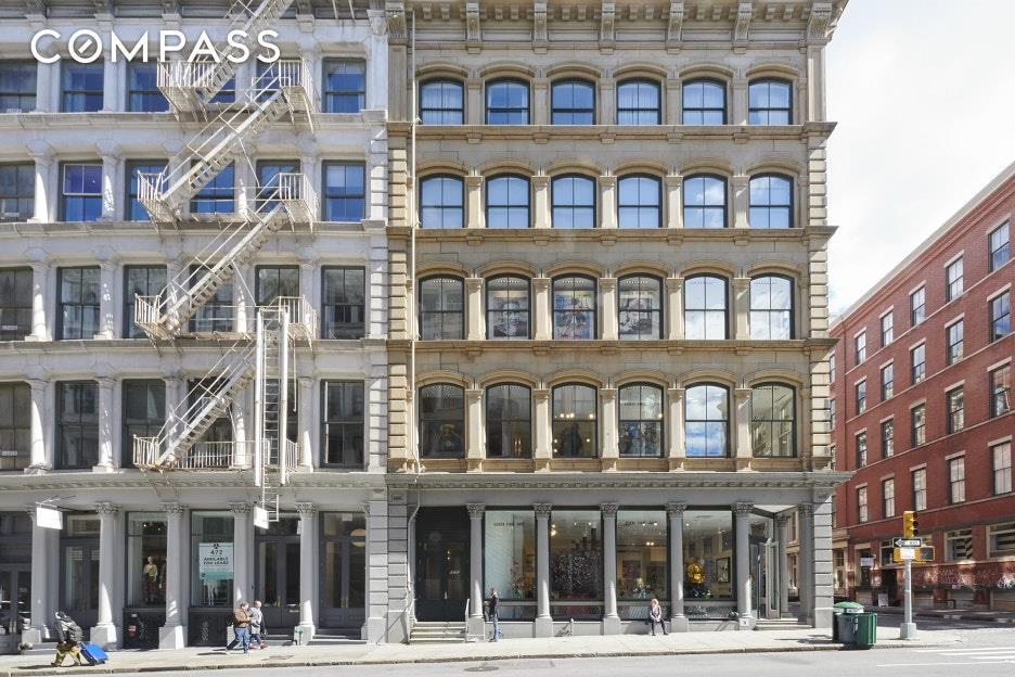 470 Broome Street Soho New York NY 10013
