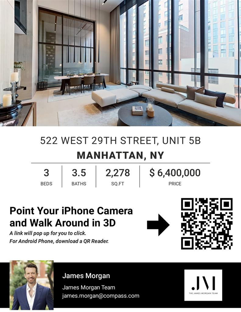 522 West 29th Street Chelsea New York NY 10001