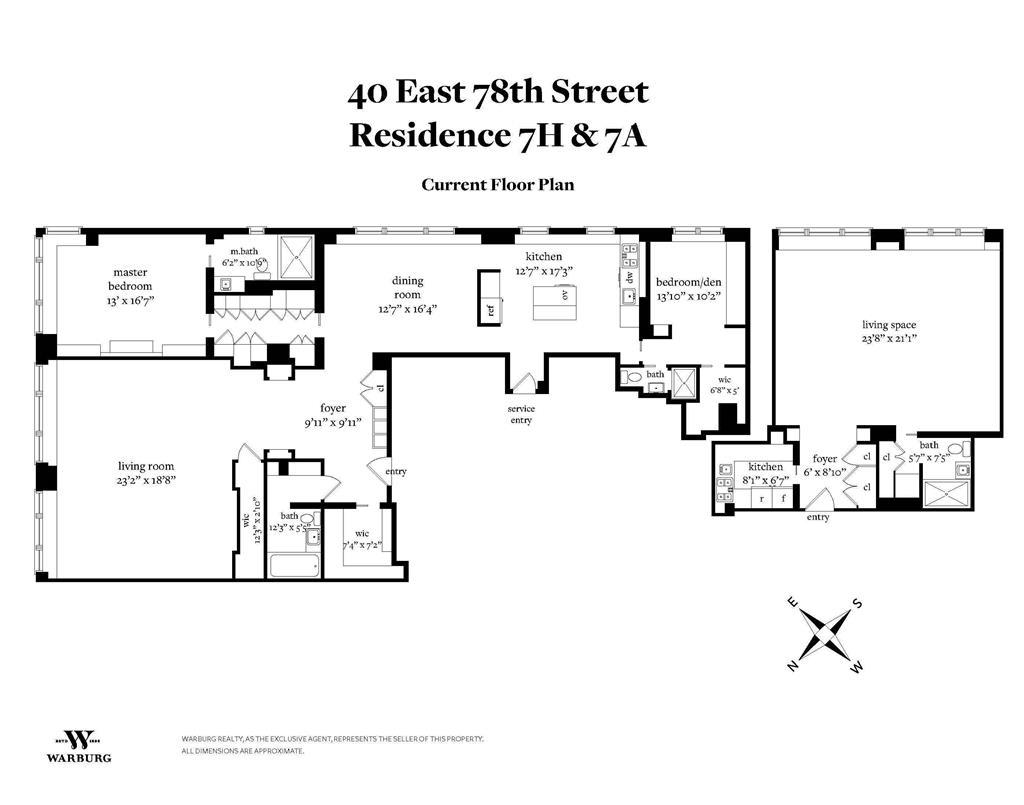 40 East 78th Street Upper East Side New York NY 10075