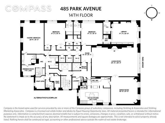 485 Park Avenue Midtown East New York NY 10022