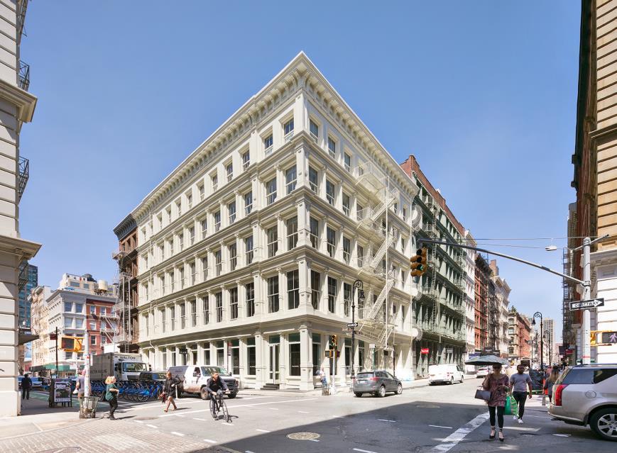 33 Greene Street Soho New York NY 10013