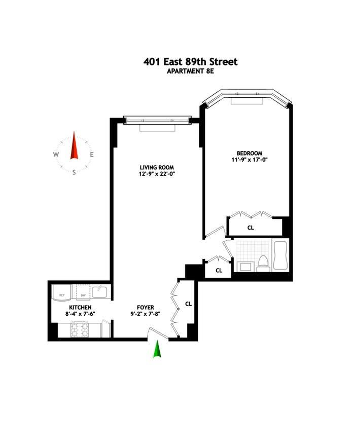 401 East 89th Street Upper East Side New York NY 10128