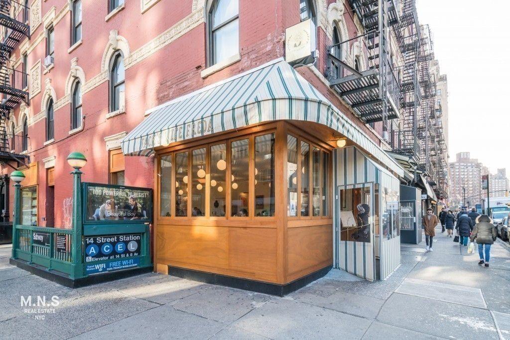 110 Eighth Avenue Chelsea New York NY 10011