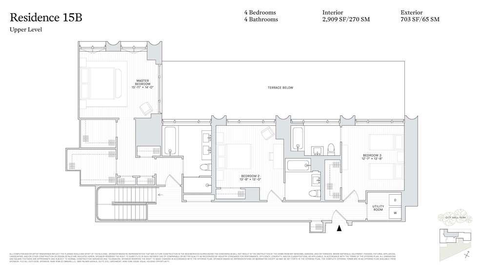 25 Park Row 15B Seaport District New York NY 10038