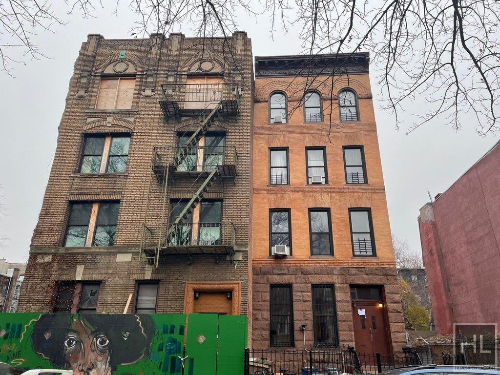 458 Halsey Street Bedford Stuyvesant Brooklyn NY 11233