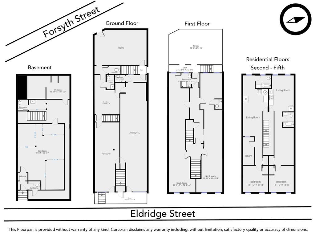 5 Eldridge Street Lower East Side New York NY 10002