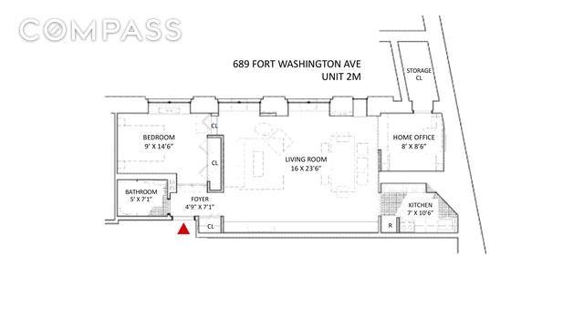 689 Fort Washington Avenue Washington Heights New York NY 10040