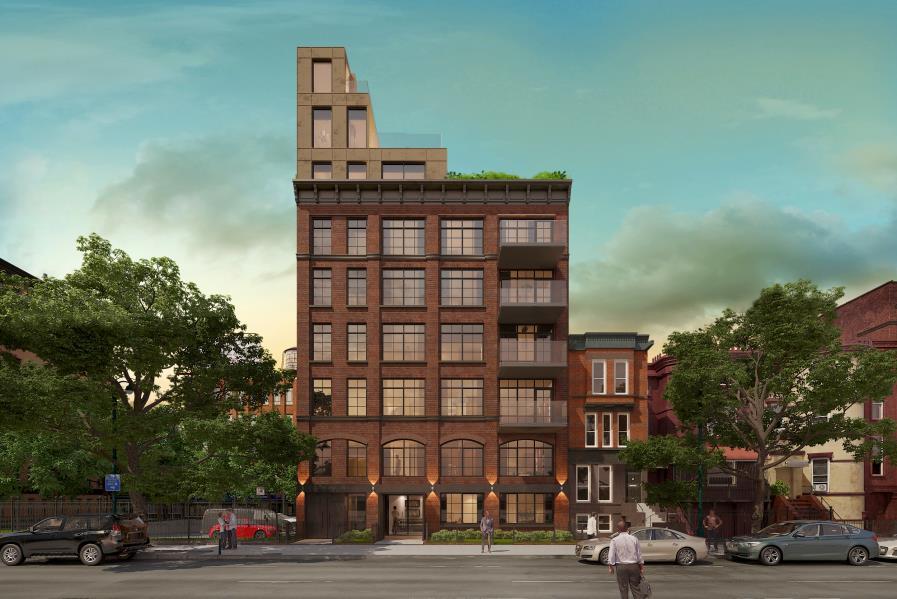 310-312 West 113th Street West Harlem New York NY 10026