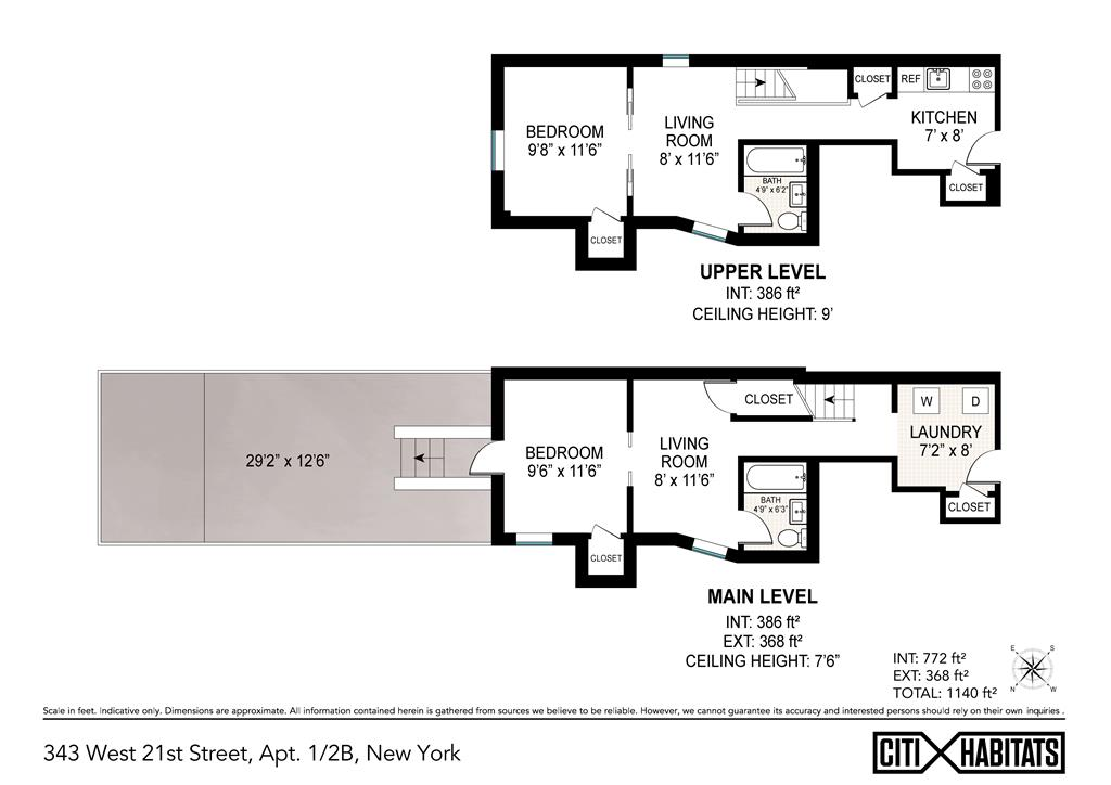 343 West 21st Street Chelsea New York NY 10011