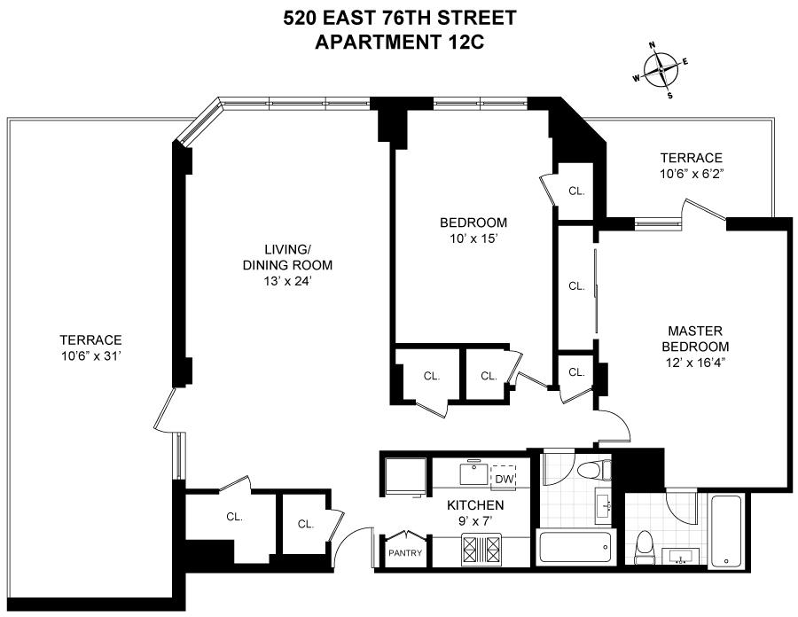 520 East 76th Street Upper East Side New York NY 10021