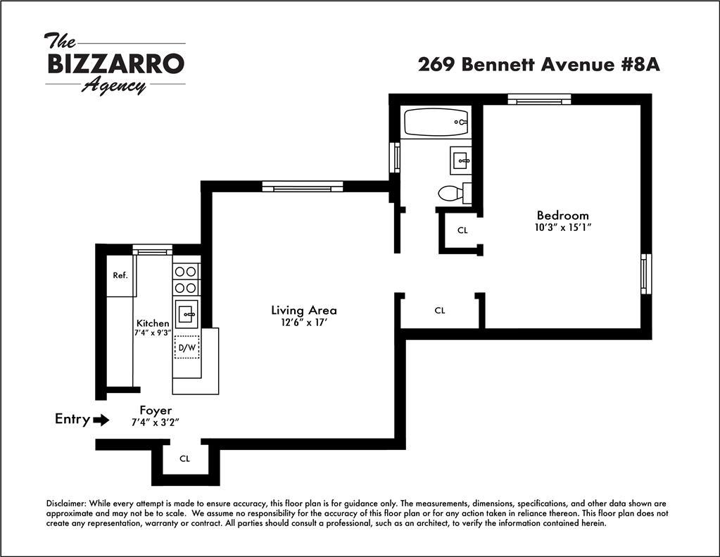 269 Bennett Avenue Washington Heights New York NY 10040