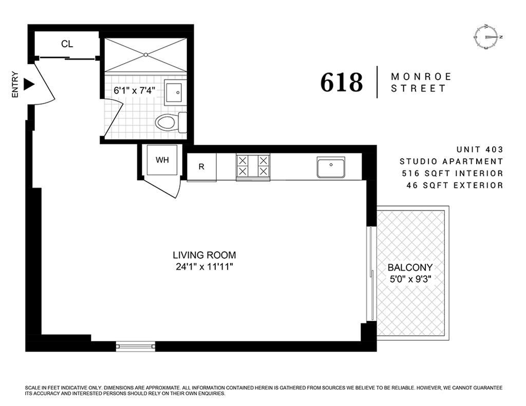 618 Monroe Street Bedford Stuyvesant Brooklyn NY 11221