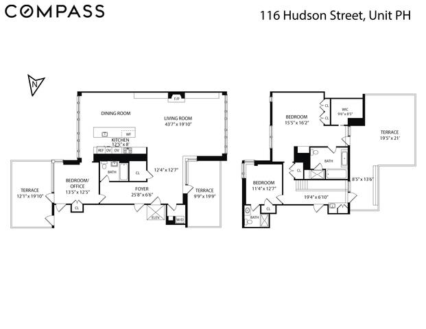 116 Hudson Street Tribeca New York NY 10013