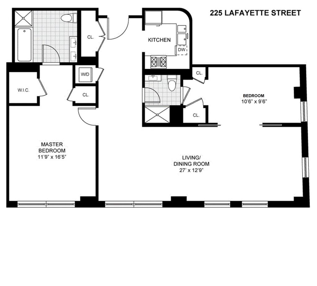 225 Lafayette Street Little Italy New York NY 10012
