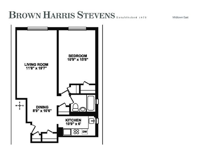 345 East 54th Street Sutton Place New York NY 10022