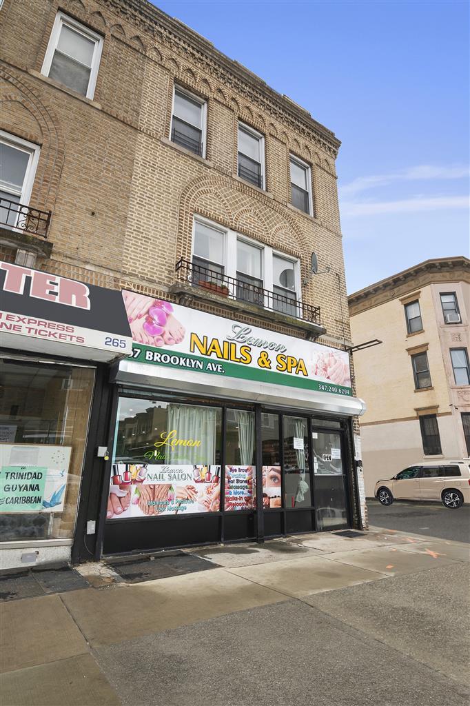 267 Brooklyn Avenue Crown Heights Brooklyn NY 11213