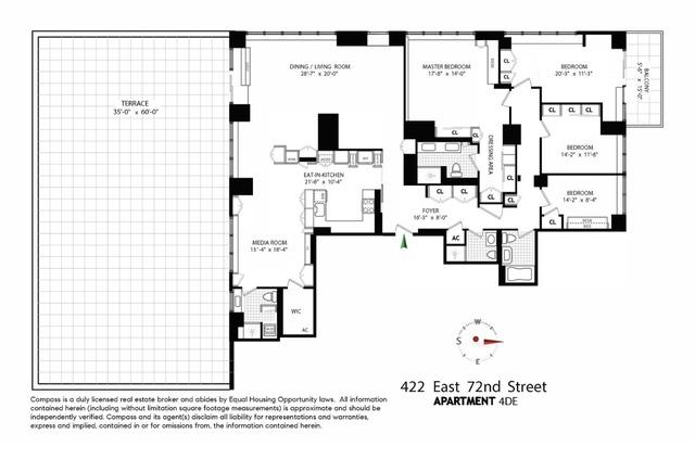 422 East 72nd Street Upper East Side New York NY 10021