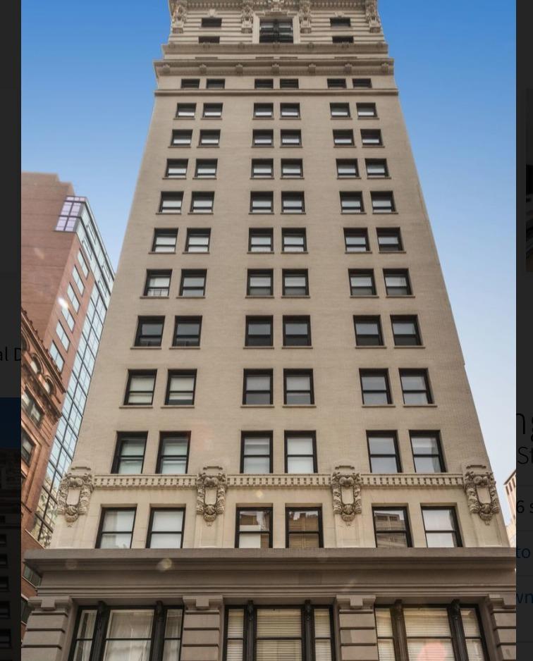 71 Nassau Street Seaport District New York NY 10038