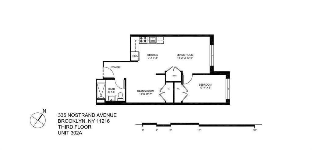 335 Nostrand Avenue Bedford Stuyvesant Brooklyn NY 11216