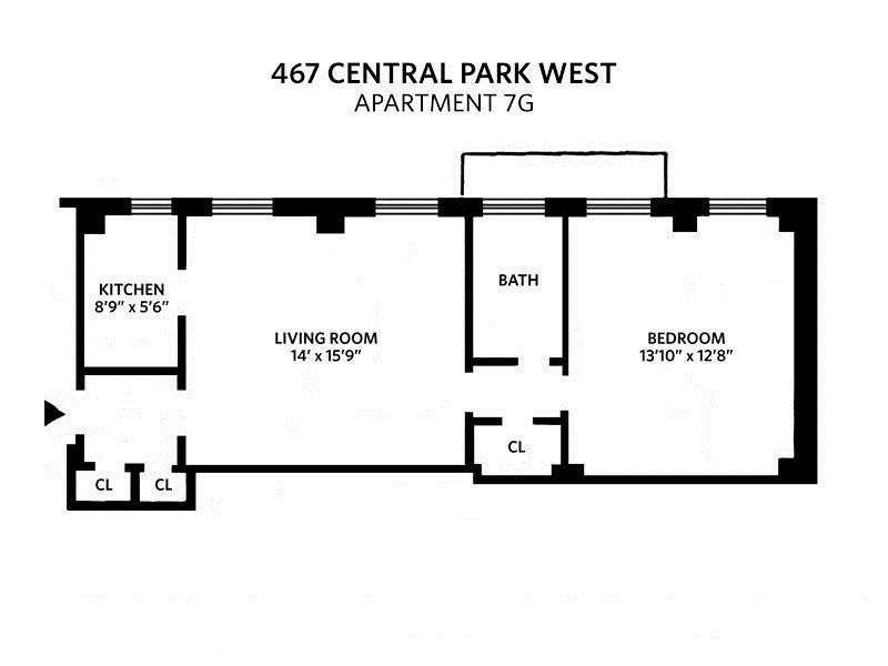 467 Central Park West Central Park West New York NY 10025