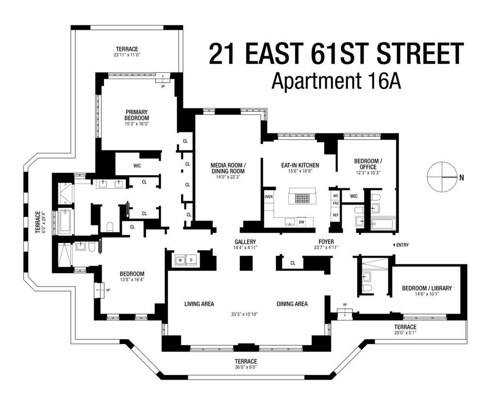 21 East 61st Street Upper East Side New York NY 10065