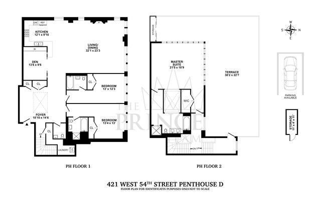 421 West 54th Street Clinton New York NY 10019