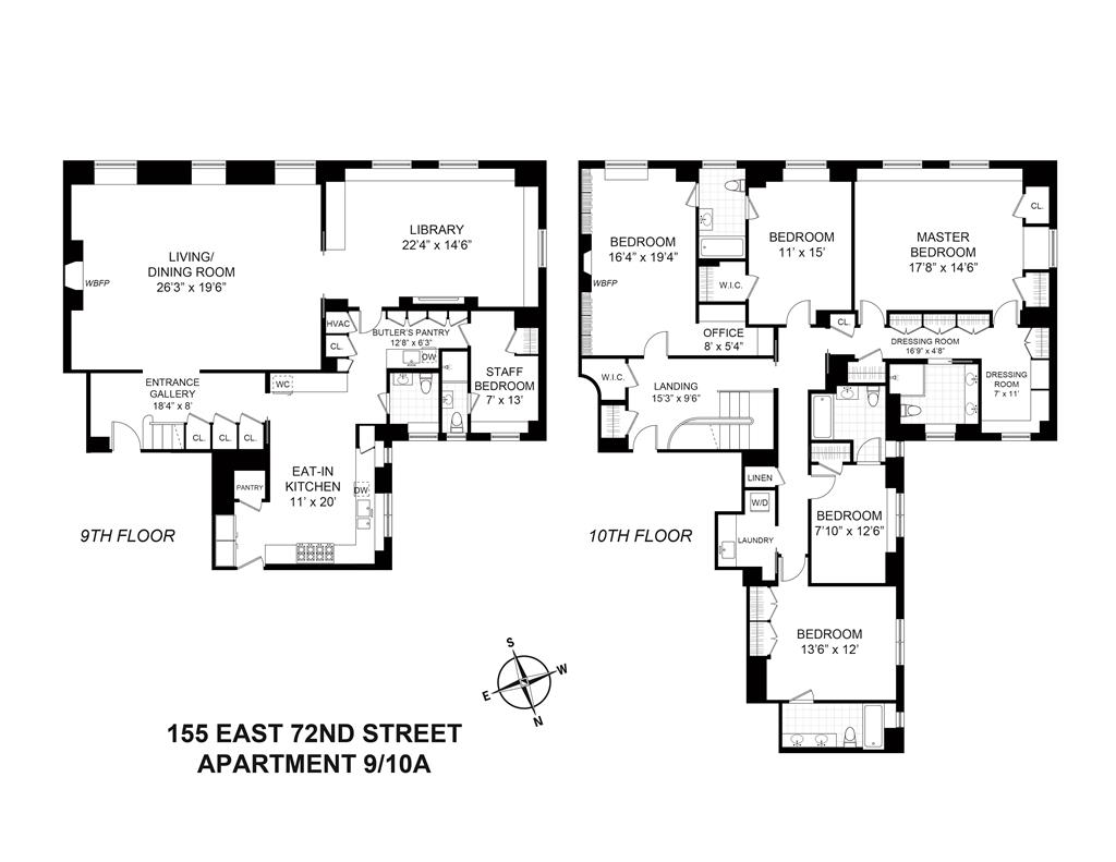 155 East 72nd Street Upper East Side New York NY 10021