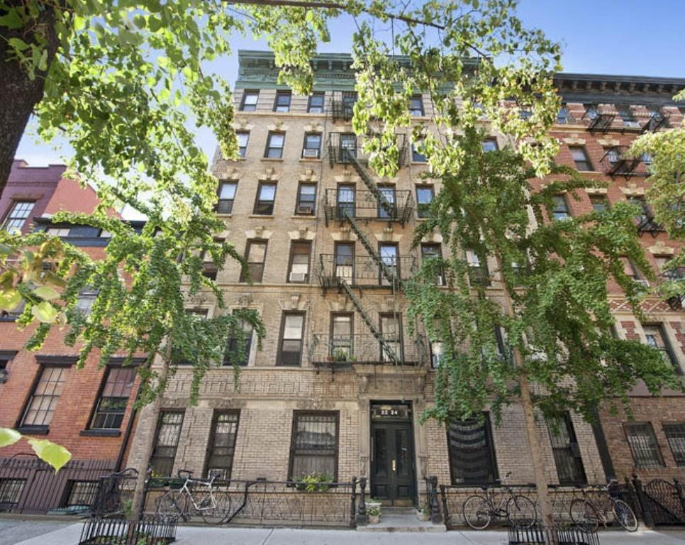 22 Leroy Street W. Greenwich Village New York NY 10014