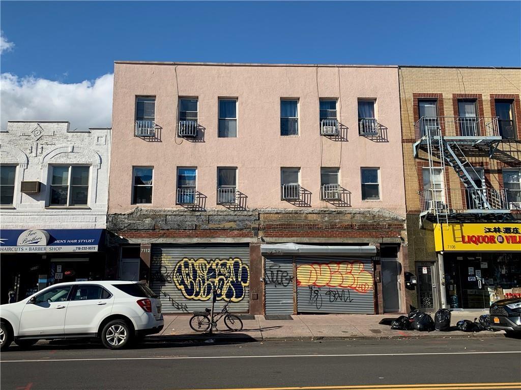 7110-7112 18 Avenue Bensonhurst Brooklyn NY 11204