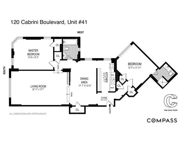 120 Cabrini Boulevard Hudson Heights New York NY 10033