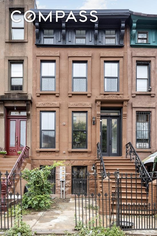 670 Quincy Street Bedford Stuyvesant Brooklyn NY 11221