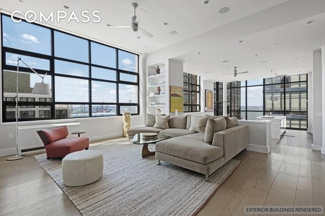 Awaye Realty 360 Furman Street Brooklyn Heights Brooklyn Ny 11201 - Living-room-realty-exterior
