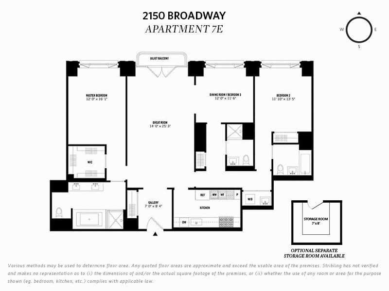 2150 Broadway Upper West Side New York NY 10023