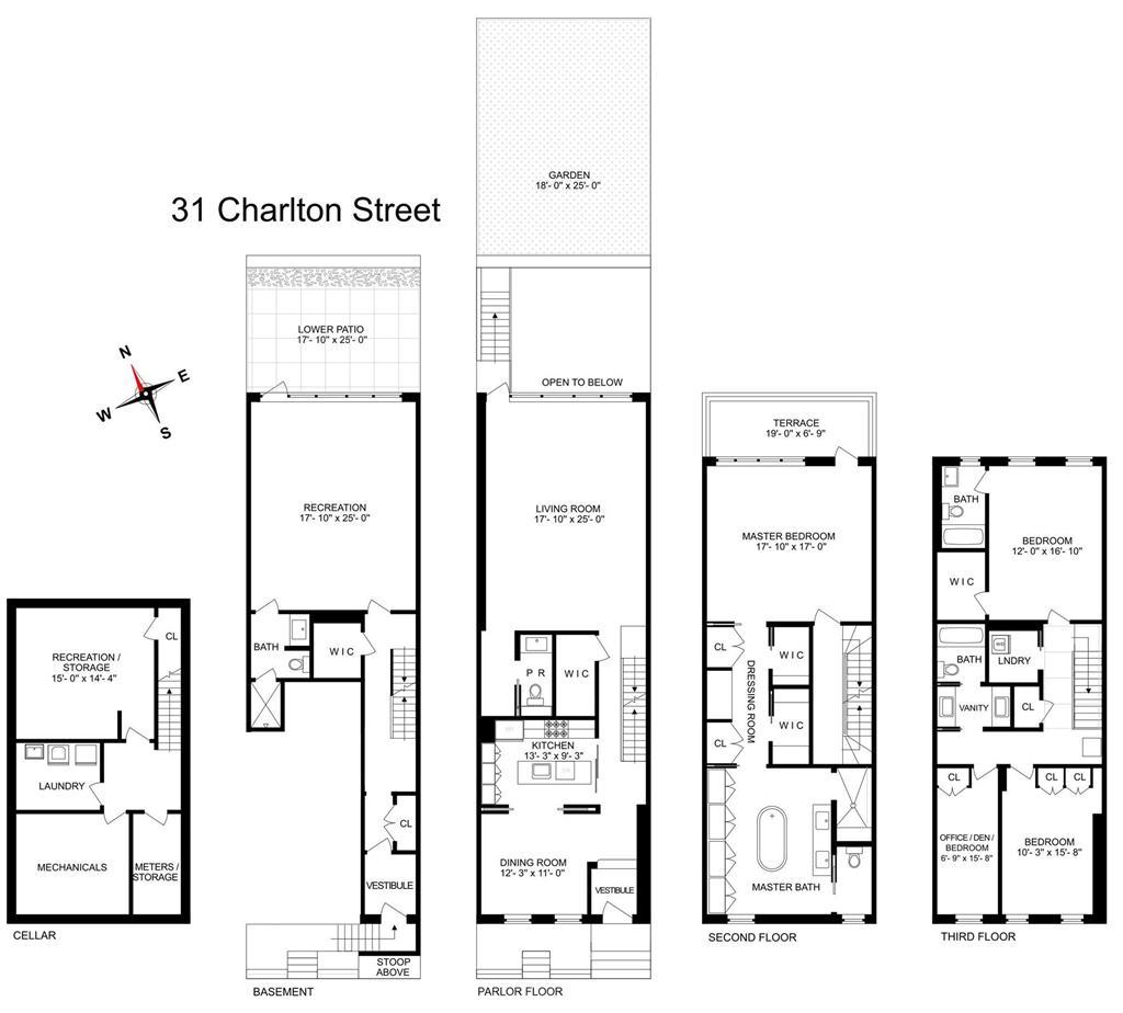 31 Charlton Street Greenwich Village New York NY 10014