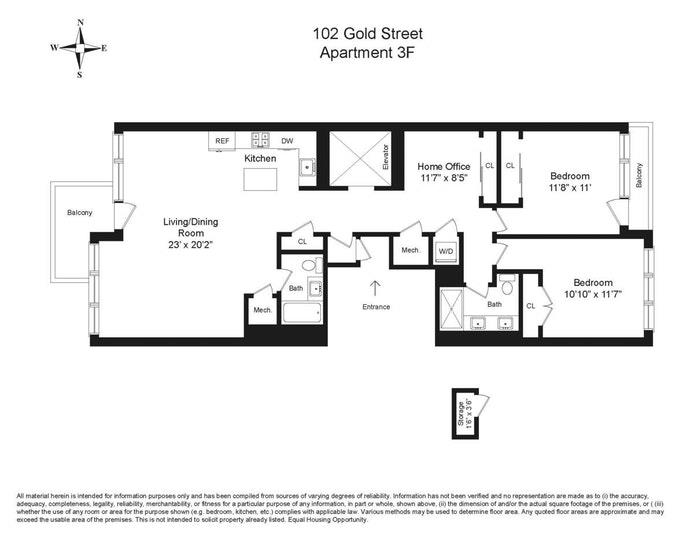 102 Gold Street Vinegar Hill Brooklyn NY 11201