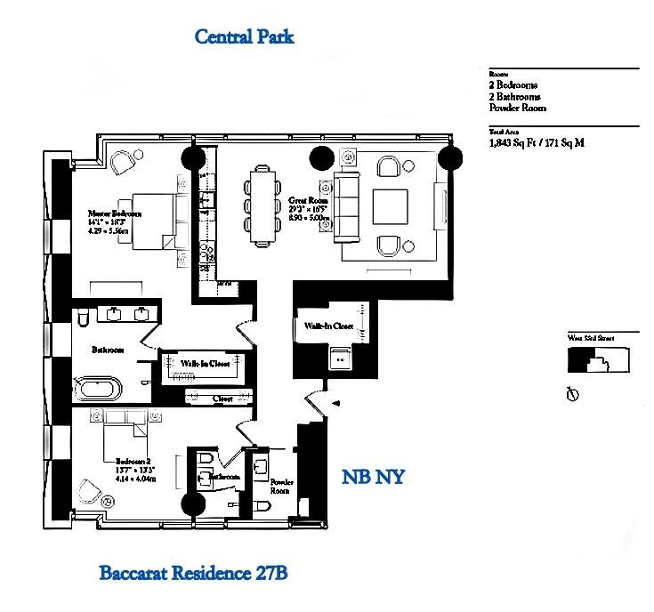 20 West 53rd Street Midtown West New York NY 10019