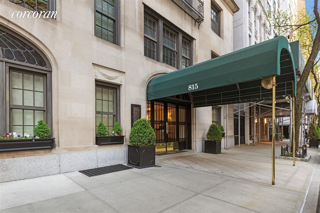 815 Park Avenue Upper East Side New York NY 10021