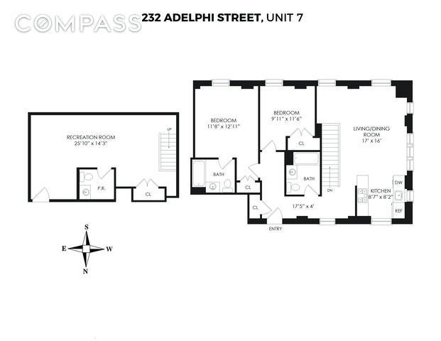 232 Adelphi Street Fort Greene Brooklyn NY 11205