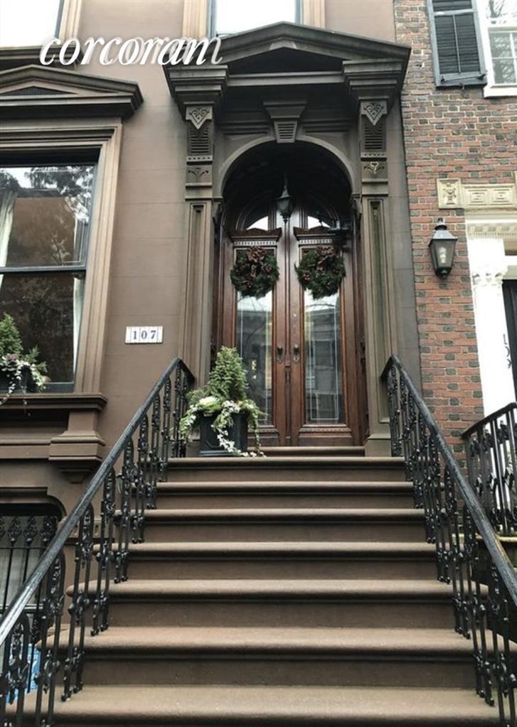 107 Willow Street Brooklyn Heights Brooklyn NY 11201