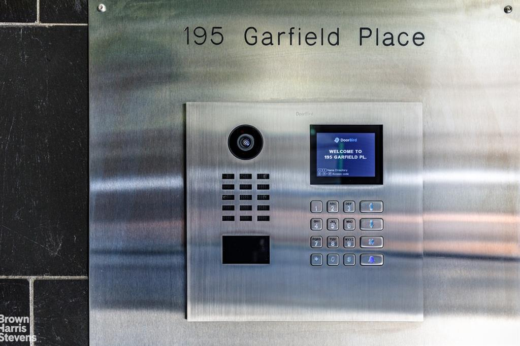 191-197 Garfield Place Park Slope Brooklyn NY 11215