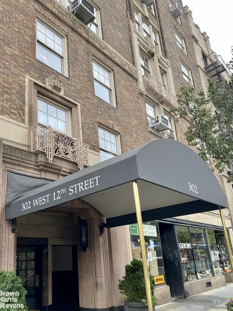 302 West 12th Street W. Greenwich Village New York NY 10014