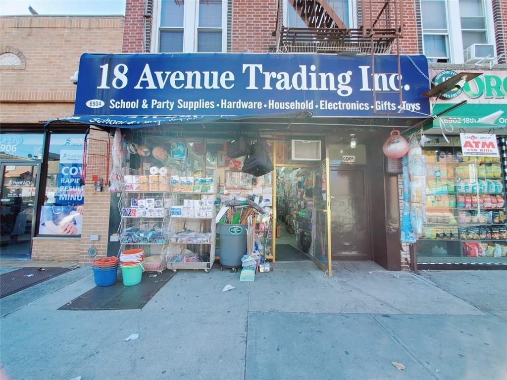 6904 18 Avenue Bensonhurst Brooklyn NY 11204