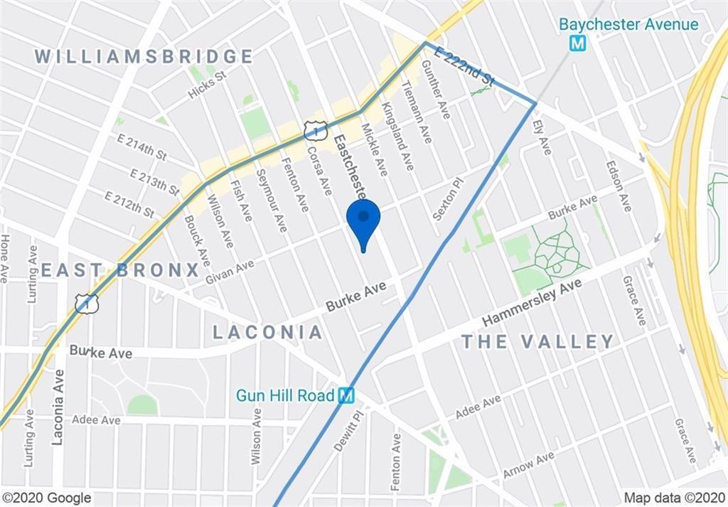 3234 Corsa Avenue Baychester Bronx NY 10469