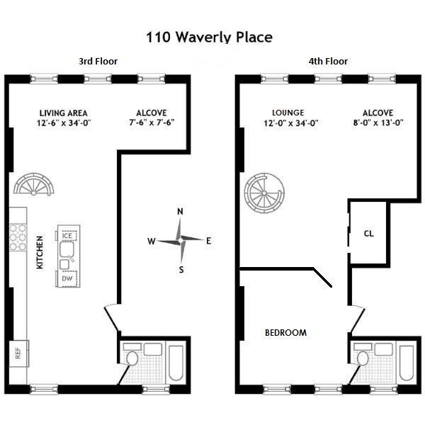 110 Waverly Place Greenwich Village New York NY 10011
