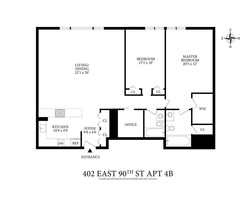 402 East 90th Street 4B Upper East Side New York NY 10128
