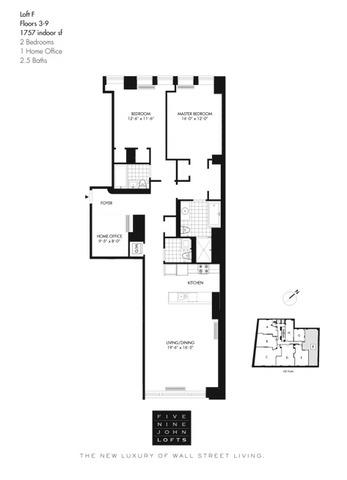 59 John Street Seaport District New York NY 10038